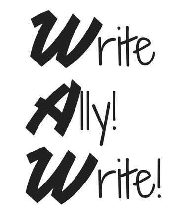 Write Ally! Write!
